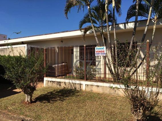 Casa Com 4 Dormitórios À Venda, 239 M² Por R$ 890.000,00 - Barão Geraldo - Campinas/sp - Ca5604