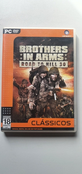 Brothers In Arms: Road To Hill 30 | Original | Pc Clássico