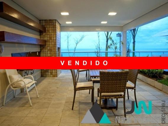 Venda De Apartamento Na Praia De Areia Preta, Natal, De Alto Padrão Com 4 Suítes, 2 Dependências - Infinity - Ap00050 - 2594740