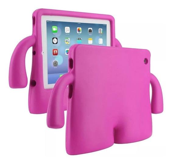 Capa Case Anti Choque Infantil iPad 6/new / Air/air2