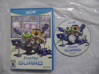 Star Fox Guard De Wii U