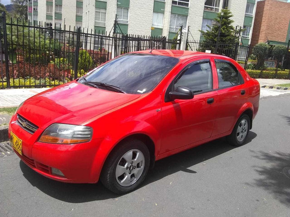 Chevrolet Aveo Ls 1600 2013 Full E.