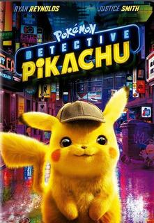 Dvd - Pokemon: Detective Picachu