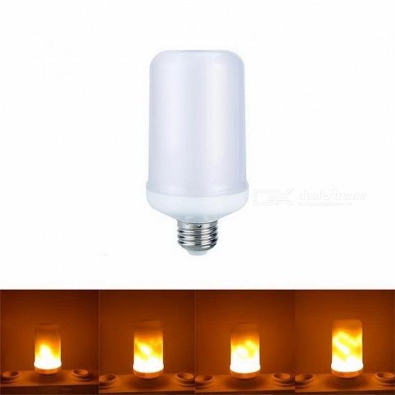 7w Flickering Emulação Flame Light