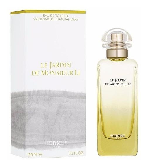 Perfume Le Jardin De Mounsieur Li Hermés Unisex 50 Ml