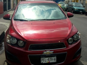 Chevrolet Sonic 1.6 Ls 5vel Mt 2013