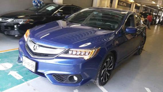 Acura Ilx 4p A-spec