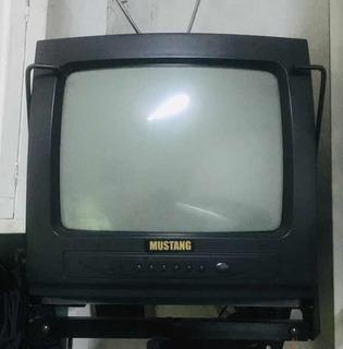 Tv 14 Mustang Funcionando