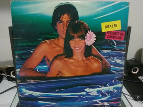 Lp Rita Lee E Roberto De Carvalho - 1982