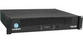 Crown Xls402 Amplificador Potencia 900w 8 Ohms Local