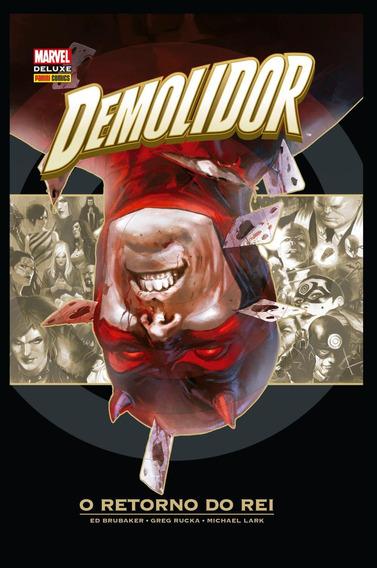 Demolidor: O Retorno Do Rei - Marvel Deluxe