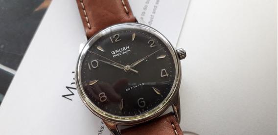Relógio Gruen / Omega Automatico