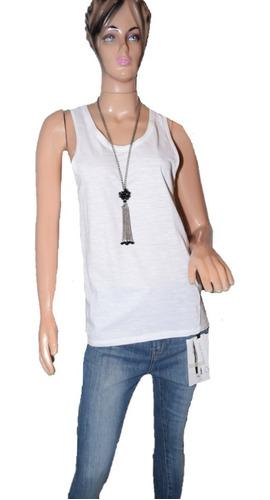Maria Cher Musculosa Modelo Almeja Promo