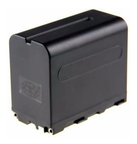 Bateria P/ Led Iluminador 300 600 Np-f970 Longa Duração