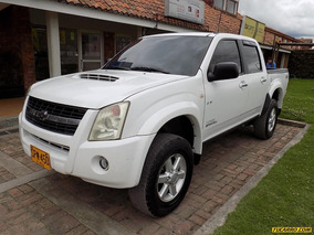 Chevrolet Luv D-max Full Equipo 4x4 Mt 3.0