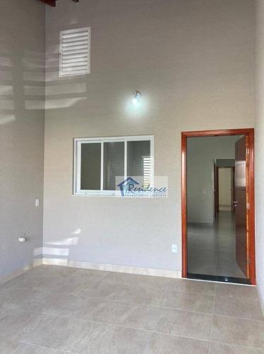 Imagem 1 de 12 de Casa Com 2 Dormitórios,sendo Um Suíte, À Venda, 71 M² -jd. Residencial Nova Veneza - Indaiatuba/sp - Ca0838