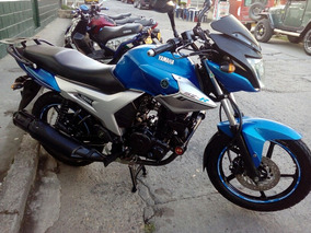 Szr 16 Yamaha Modelo 2013