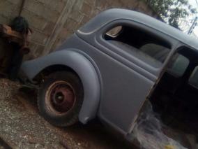 Ford Slantback Diferencial E Suspençao Traaseira Ford 1935