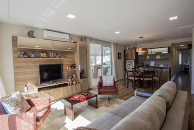 Apartamento No 3º Andar Mobiliado Com 4 Dormitórios E 2 Garagens - Id: 892930012 - 230012