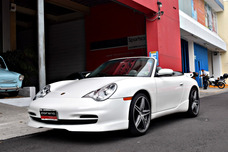Porsche 911 Carrera Cabriolet 2004