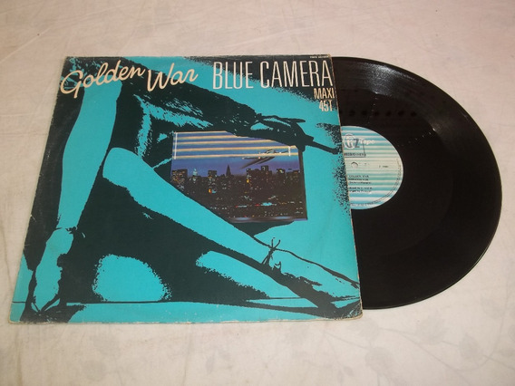 Lp Vinil - Golden War - Blue Camera