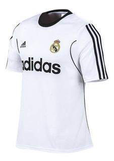 Camiseta Club Real Madrid Clinics Liga España Original Xl