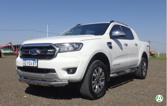 Ford Ranger Xlt Limited My 2020 Dc 4x4 At