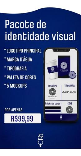 Imagem 1 de 1 de Identidade Visual (logotipo)