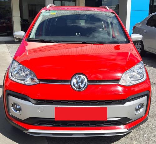 Volkswagen Up Cross 2017 Usado #7