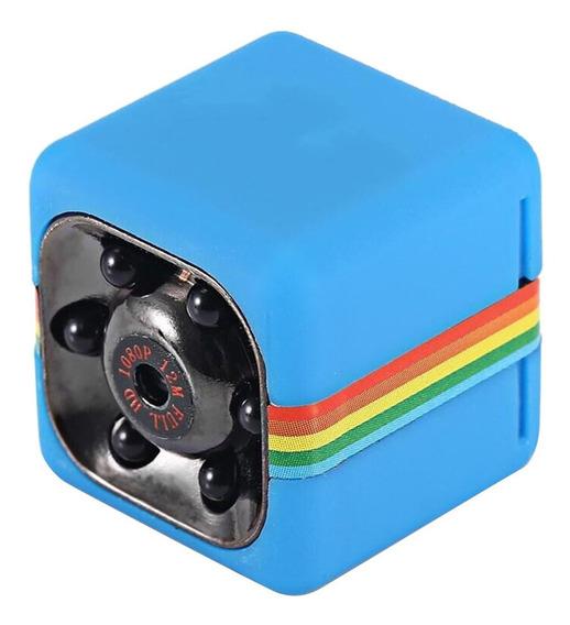 Sq11 Mini Câmera Hd Camcorder Night Vision 1080 P Dv Gravado