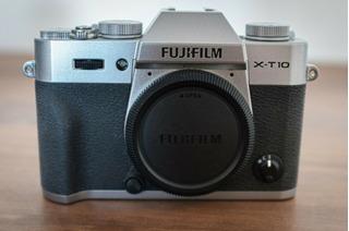 Cámara Fujifilm X-t10 Wifi 16 Megapixeles Video Full Hd