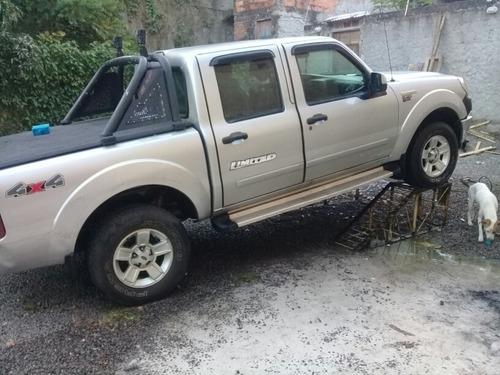 Imagem 1 de 5 de Ford Ranger 2010 3.0 Xlt Limited Cab. Dupla 4x4 4p
