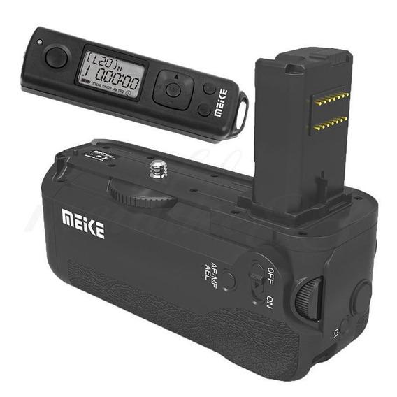 Grip Meike Para Sony A7 A7r A7s + Controle
