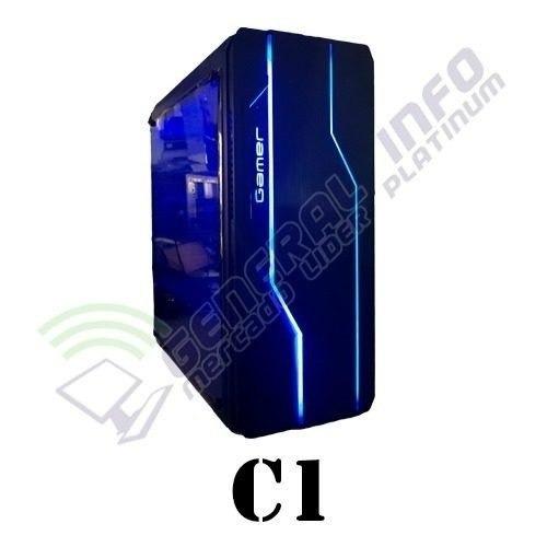 Cpu Gamer Intel 7° Geração / Gtx 1050 4gb / 1tb / 8gb Ddr4/