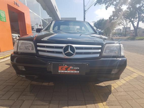 Mercedes-benz Sl 500 5.0 V8 Gasolina Conversivel 2p