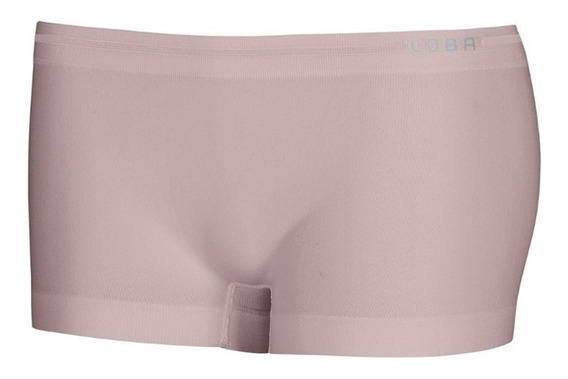 Calcinha Boxer Lupo Poliamida 41800 Body Short