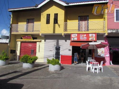 Salão À Venda, 425 M² - Jardim Imperial - Atibaia/sp - Sl0078