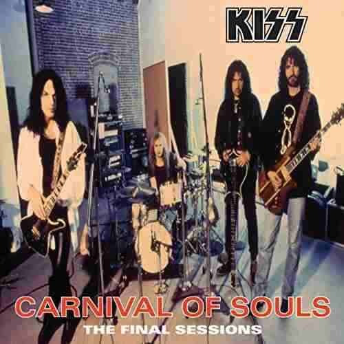 Vinilo : Kiss - Carnival Of Souls (lp Vinyl)