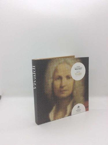 Imagen 1 de 8 de Cd - Música - Antonio Vivaldi - Real Filarmónica De Londres