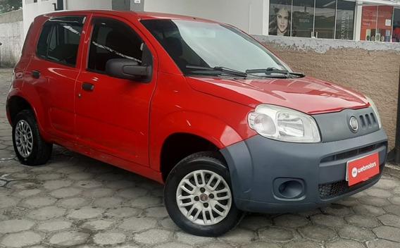 Fiat Uno Vivace 1.0 Básico 2013 (repasse)