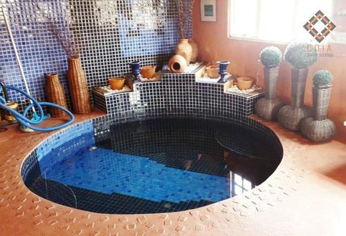 Imagem 1 de 9 de Cobertura Com 3 Dormitórios À Venda, 250 M² Por R$ 1.350.000,00 - Aclimação - São Paulo/sp - Co0439
