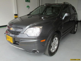 Chevrolet Captiva Limited At 3500cc