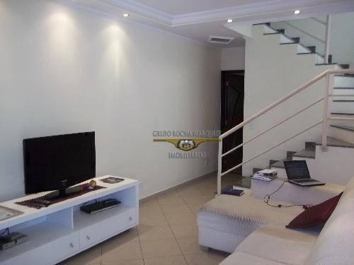 Sobrado Com 3 Dormitórios À Venda, 120 M² Por R$ 1.300.000 - Cidade Mãe Do Céu - São Paulo/sp - So1226