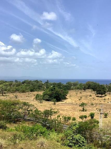 Terreno Frente A La Playa Caleton En Rio San Juan