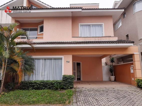 Casa Com 3 Dormitórios, 290 M² - Venda Por R$ 1.070.000,00 Ou Aluguel Por R$ 4.300,00/mês - Campo Comprido - Curitiba/pr - Ca1397