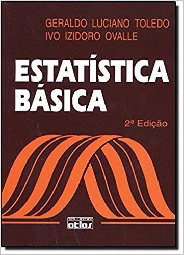 Estatística Básica - Geraldo Luciano Toledo