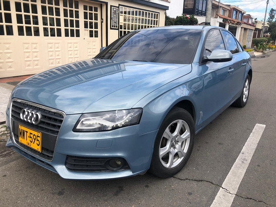 Audi A4 Luxury 1.8 Turbo 2012