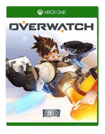 Overwatch - Xbox One - Usado - Original