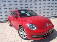 Volkswagen Beetle 2014 Rojo