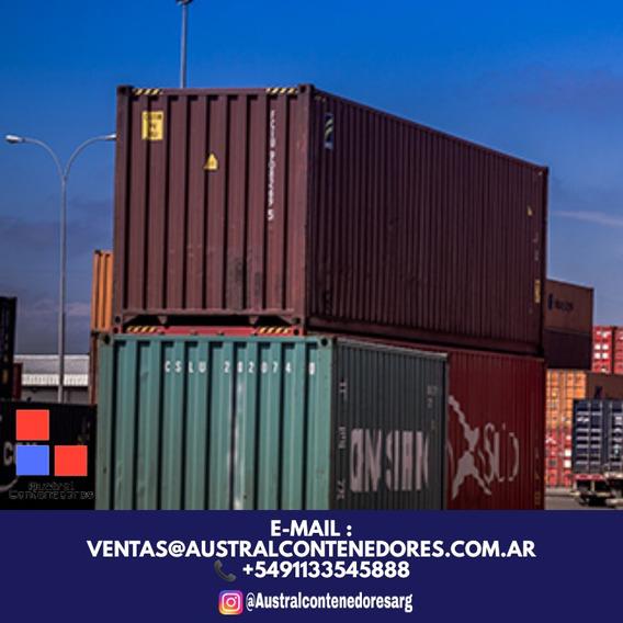 Contenedores Maritimos Usados Containers 20´ Cañuelas Bs As